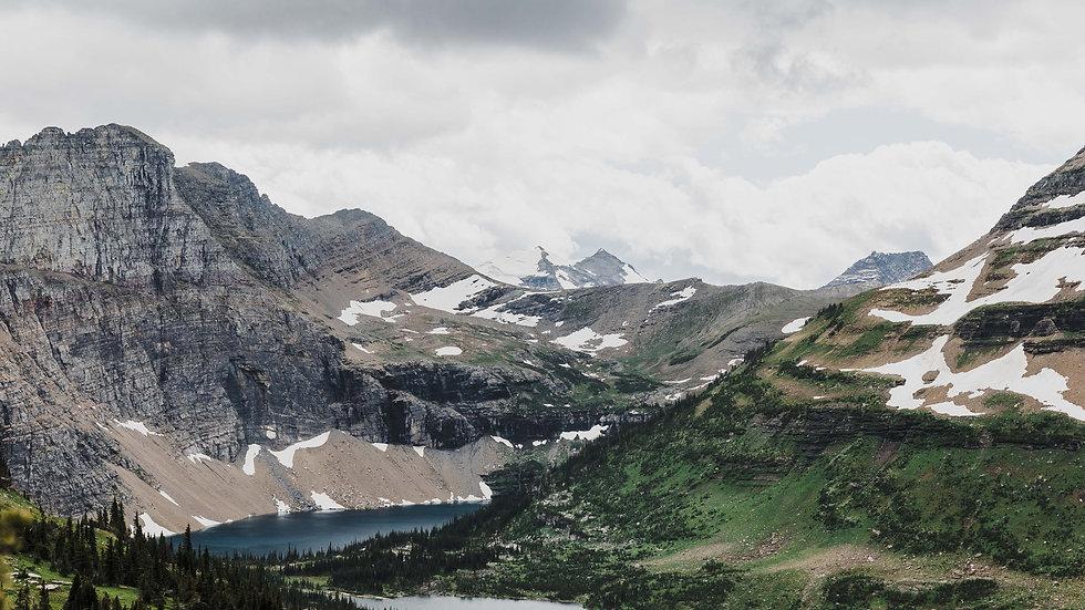Glacier Original Photo Print