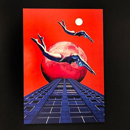 Serg Nehaev . New Space . 42 x 30 . Print