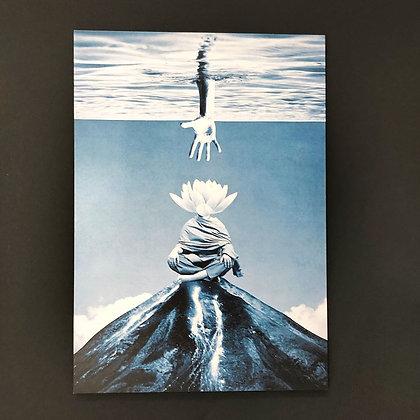 Serg Nehaev . Serenity . 42 x 30 . Print