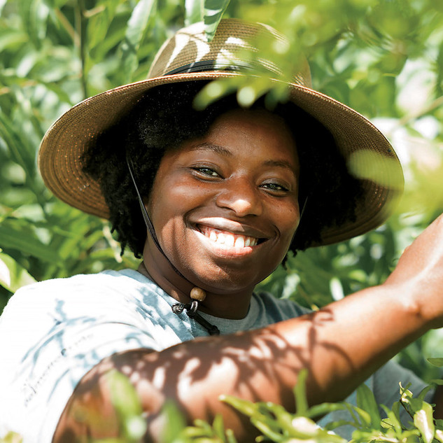 Meet the North Charleston Farmer Bringing Quality Produce to Her Community
