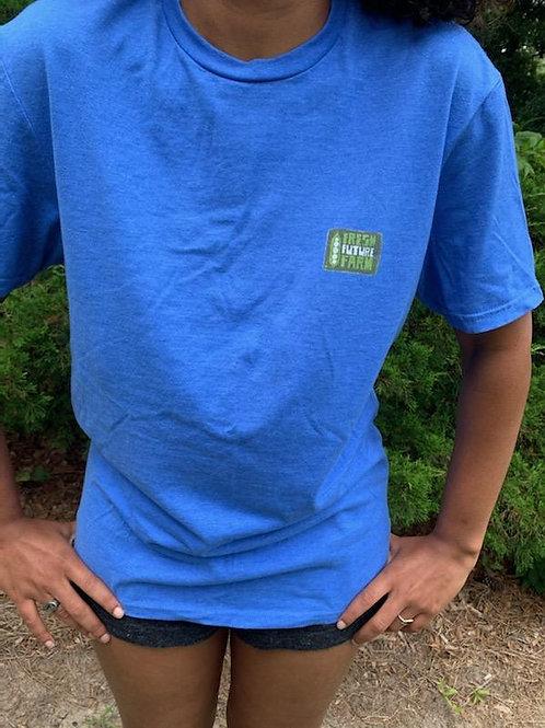Solidarity Not Charity T-shirt