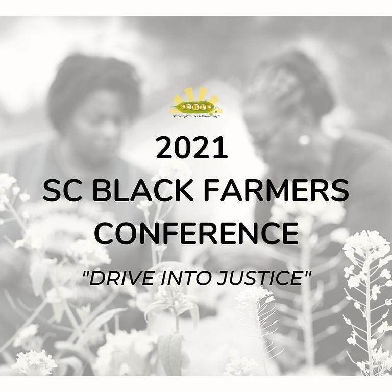 2021 SC Black Farmers Conference