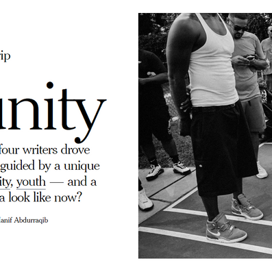 What Does Community Mean to Black Americans?