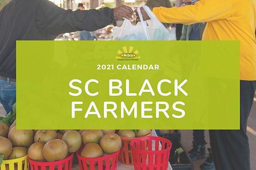 Black Farmer Calendar