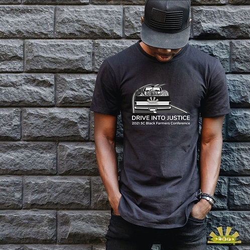 2021 SC Black Farmers Conference Tee