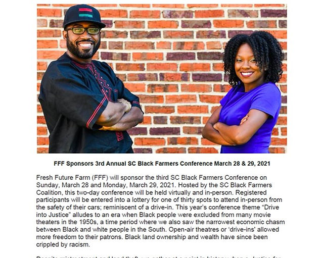 2021 SCBFConference Press Release Screen