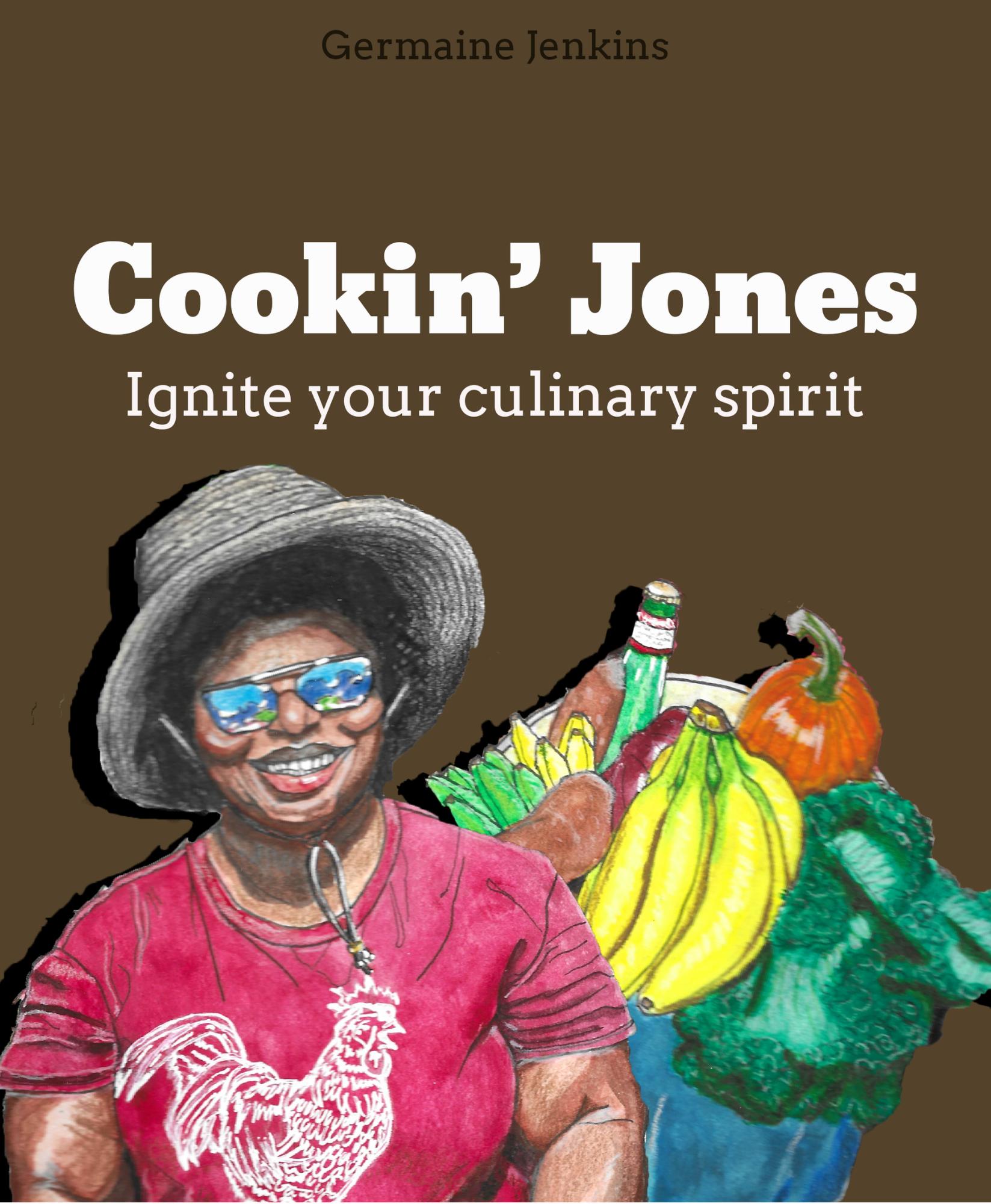 Cookin' Jones Book Tour
