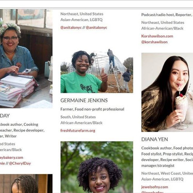 Equity at the Table Member Directory