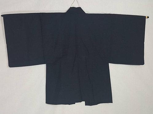 Black & Blue Haori