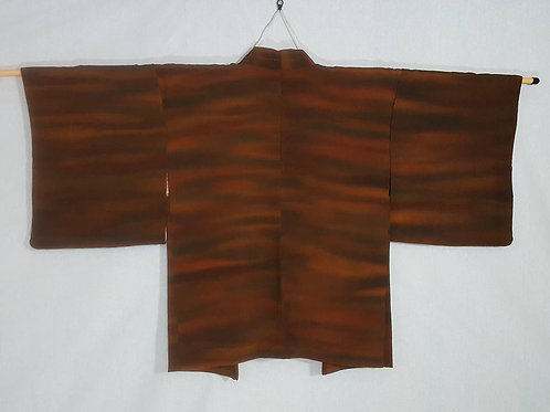 Brown Palette Haori