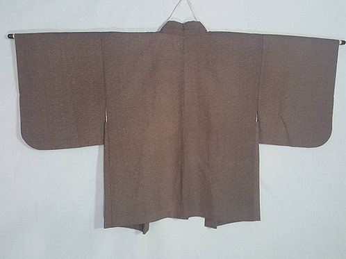 Brown Haori