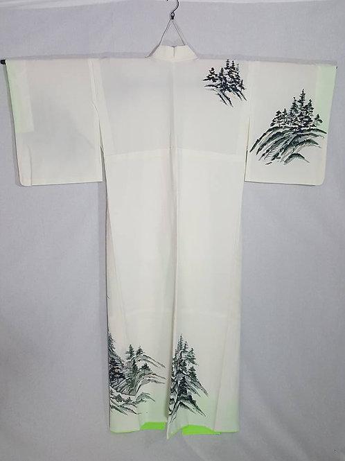 White Tsukesage