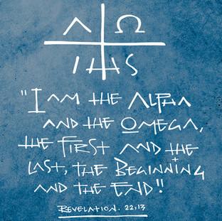 Soy el Alfa y Omega / I am the Alpha and Omega