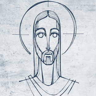 Rostro de Jesús / Face of Jesus Christ