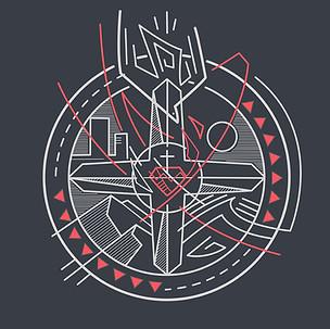 Cruz del Apostolado símbolo / Cross of t
