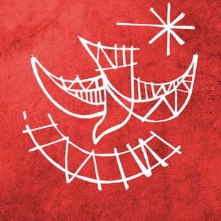 Espíritu Santo diseño símbolo / Holy Spirit symbol design