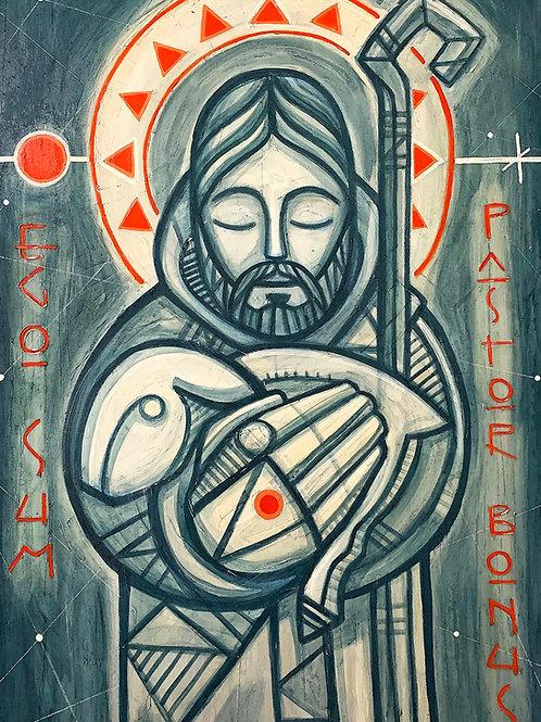 Jesús Buen Pastor Iknu