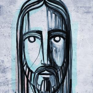 Jesús retrato / Jesus portrait