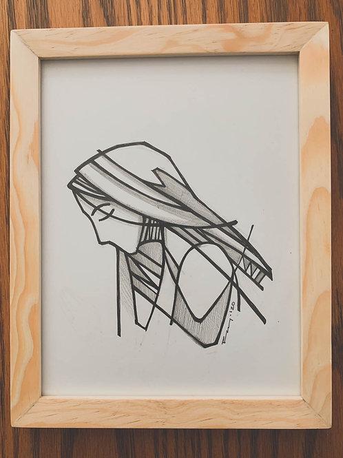 Dibujo a tinta / pequeño formato
