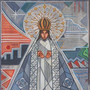 Virgen del Roble / Monterrey México