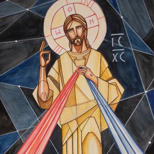 Jesús de la Divina Misericordia Iknu