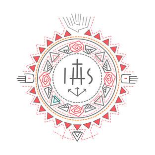 Monograma IHS escudo rosas 2016.jpg