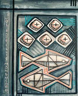 Cinco panes y dos peces / Five bread and