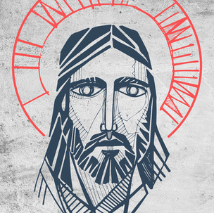 Jesús Rostro ilustración / Jesus Face illustration