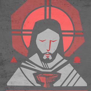 Jesus Eucaristia / Jesus Eucharist desig