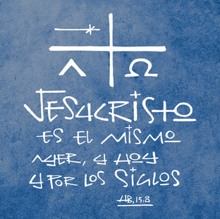 Jesús es el mismo / Jesus is the same