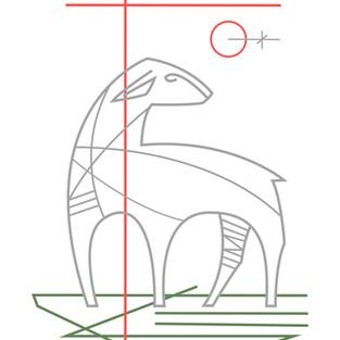 Cordero de Dios / The Lamb of God design