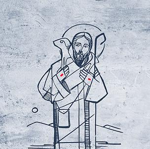 Jesús Buen Pastor / Jesus Good Shepherd