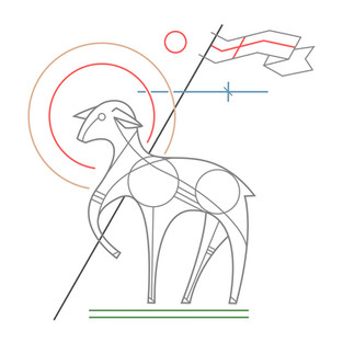 Cordero de Dios / Lamb of God / design