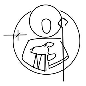Symbol de Jesús Buen Pastor / Symbol of Jesus Good Shepherd