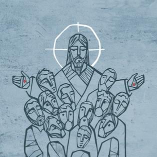 Jesús Yo estoy con ustedes