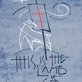 Éste es el Cordero de Dios / This is the Lamb of God