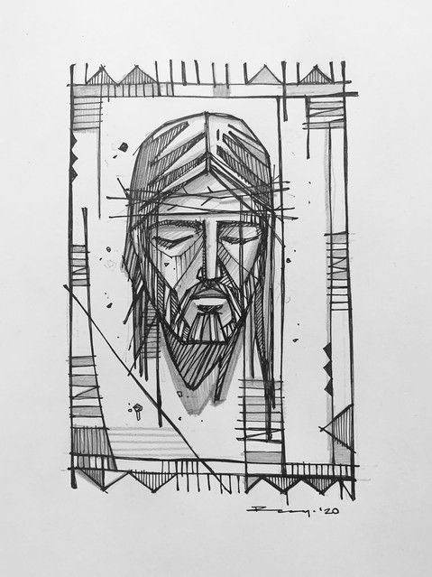 2020 Rostro de Jesús Verónica