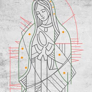 Virgen de Guadalupe geo 1