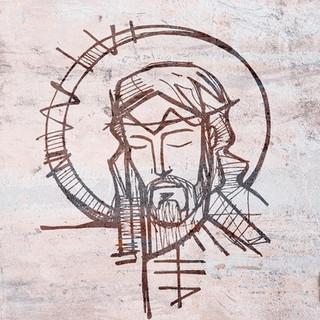 Dibujo de Jesús / Jesus Christ drawing