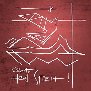 Diseño: Ven Espíritu Santo / Design: Come Holy Spirit