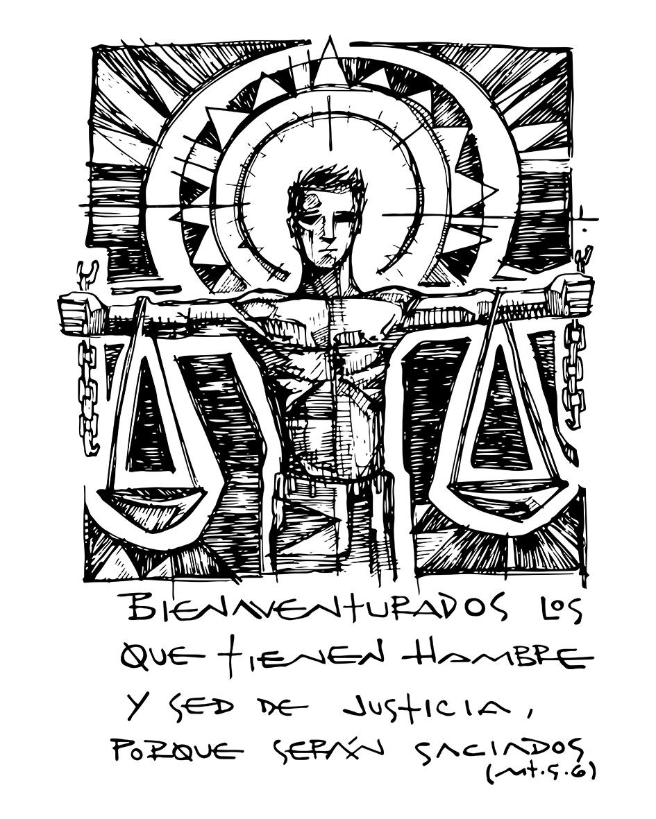 Hambre y sed de justicia