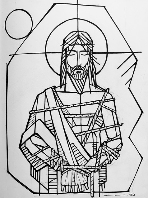 2020 Jesús condenado a muerte