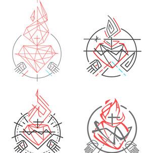 Sagrado Corazón / Jesus Sacred Heart