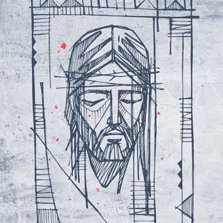 Rostro de Jesús Verónica