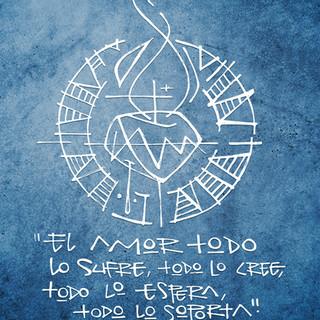 El Amor es / Love is