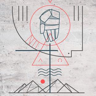 Trinidad símbolo Iknu