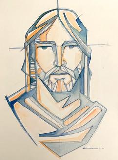 40 x 35 cms aprox / Acuarela sobre papel / Watercolor on paper / iknuitsin@gmail.com