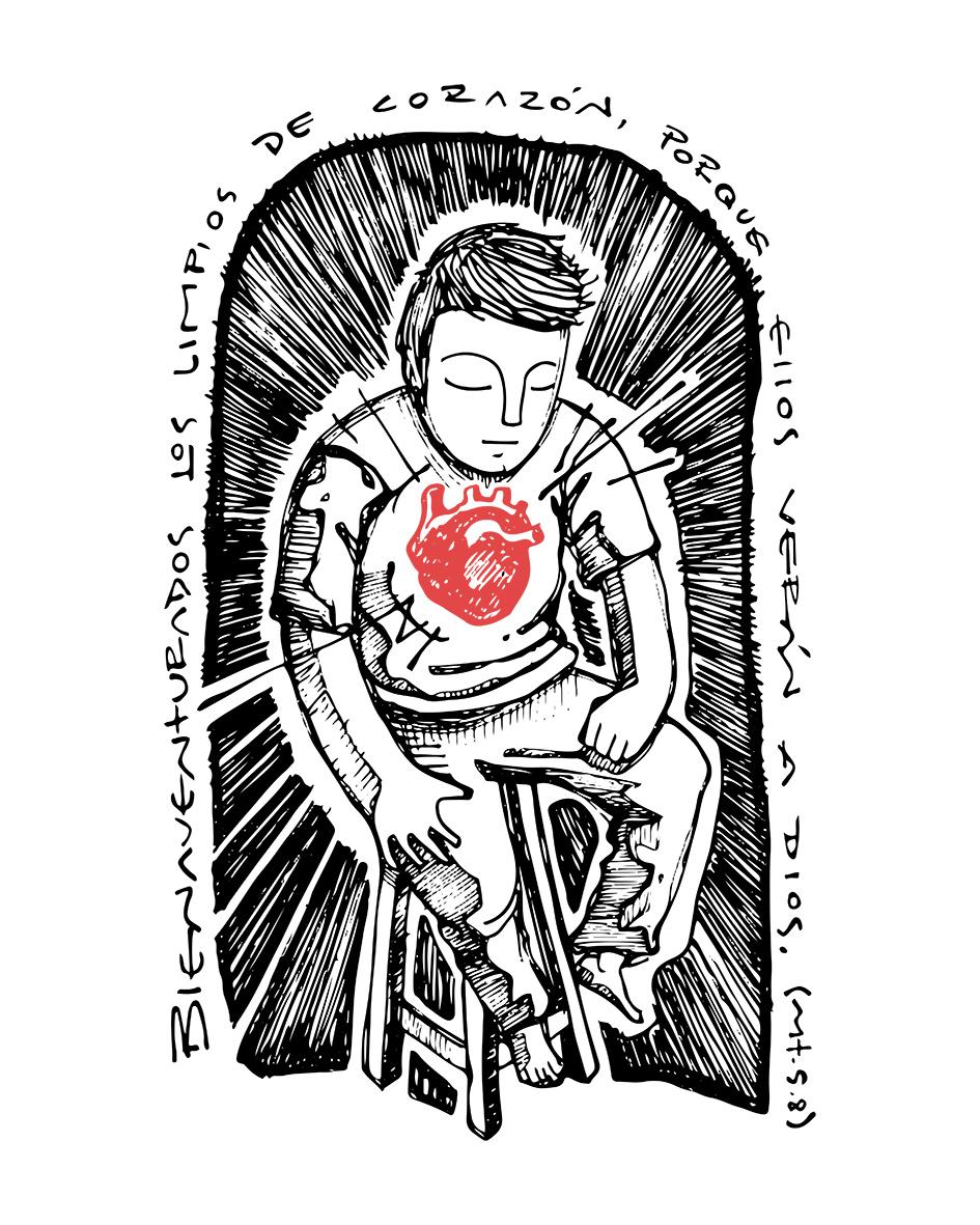 Corazón limpio / Clean heart