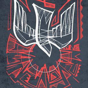 Espíritu Santo arte / Holy Spirit art.jp