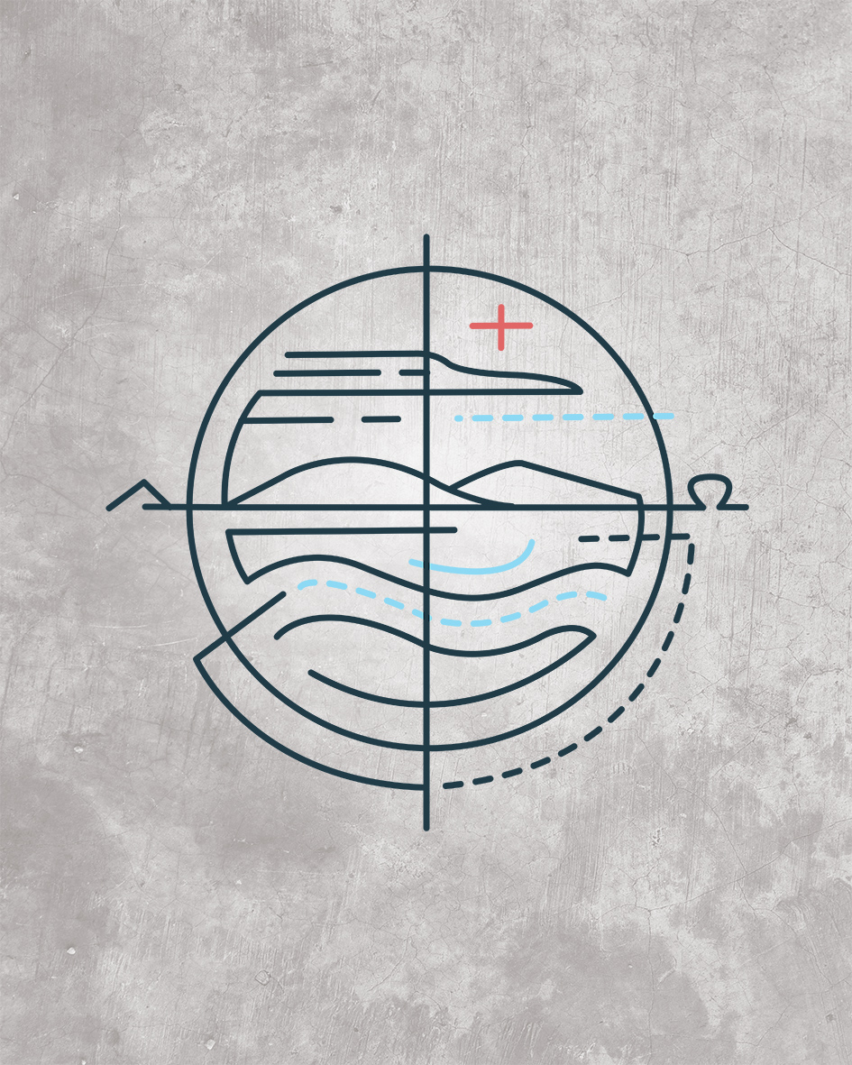 Símbolo cristiano diseño / Christian symbol design